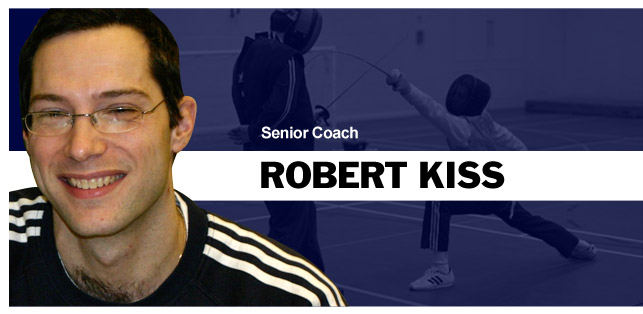 Robert Kiss Senior Coach