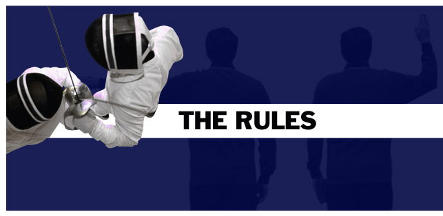 The Rules of Fencing
