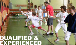 Robert Kiss - Qualified and Experienced Fencing Coach