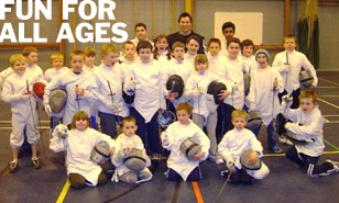 Before or After School Fencing Clubs