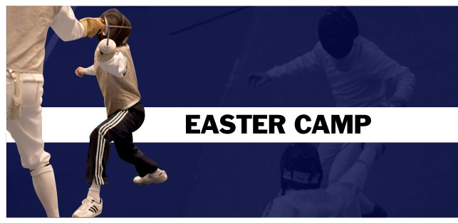 Salle Kiss Fencing Club Easter Camp