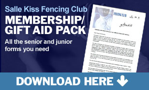 Membership & Gift Aid Forms for Seniors & Juniors